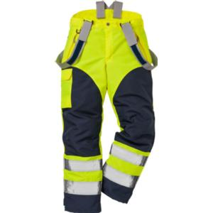 2153 Yellow Navy Airtech Trousers
