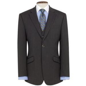 3125C Aldwych Charcoal Tailored Jacket