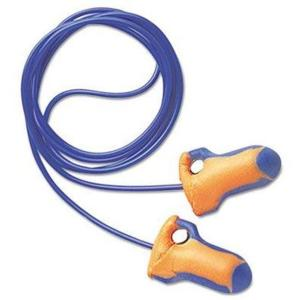 S-3301167 Lasertrak Corded Detectable Earplugs