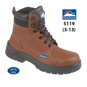 5119 Hygrip Brown boot