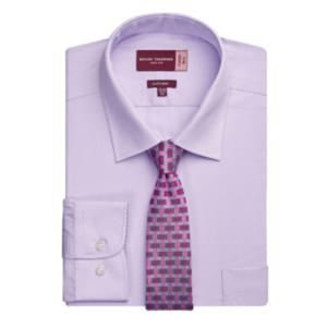 7539F Rapino Lilac Classic Fit Shirt