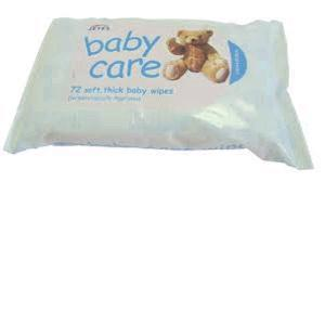 Baby Wipes Sachets of Wet Wipes