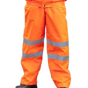 CPHVOTO High-Visibility Overtrousers