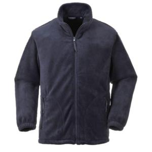 F400 NAVY Argyll Navy Fleece