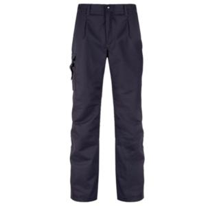 MT32 Navy Mens Cargo Trousers