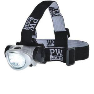 Head Torch LED Head torch with batteries