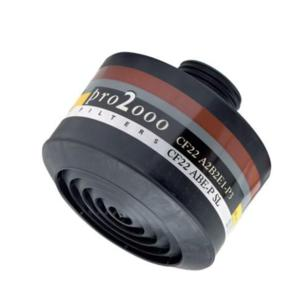 S-5042678 Class 2 ABEP3 Filter Canister DIN 40MM