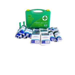 S-QF1111 HSE Premier First Aid Kit 1-10 Persons