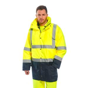 S768 High-Visibility 5 in 1 Executive Jacket