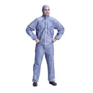 D2-1422A-DENIM Blue Classic Xpert Coverall