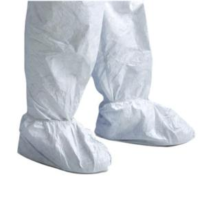S-D7-1422A-WHITE Tyvek Overshoes