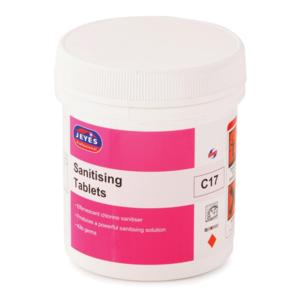 S-YC17-180X6 Sanitising Tablets