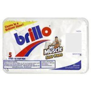 Brillo Soap Filled Scouring Pads