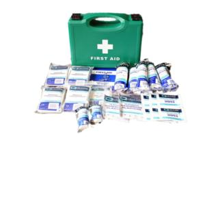 S-QF1110 HSE 1-10 Persons First Aid Kit